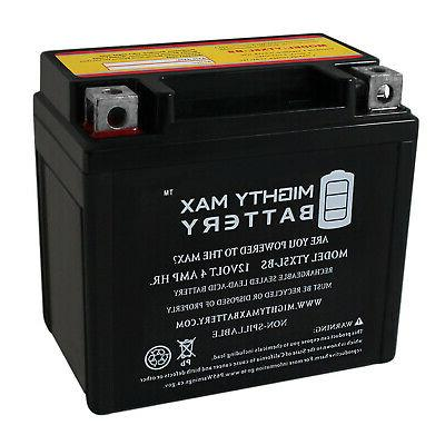 ytx5l bs replacement