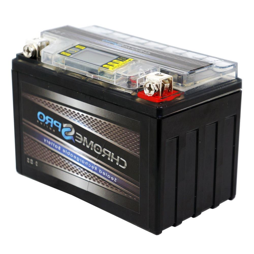 YTX9-BS Replacement Battery for 2011 Generator 8AH