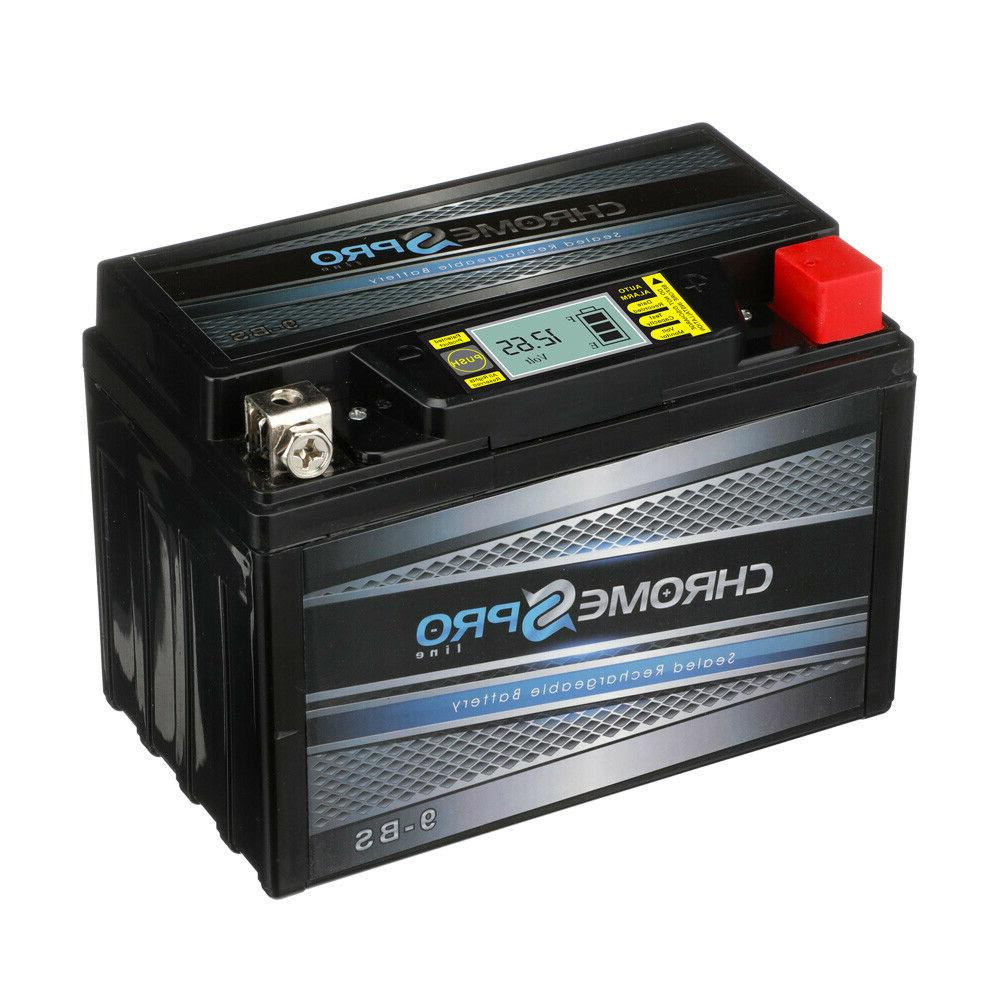 ytx9 bs igel replacement battery for 2011