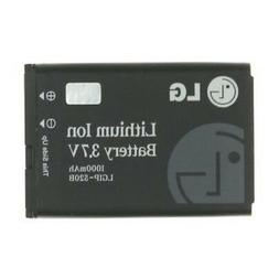 LG LGIP-520B Lithium Ion Cell Phone Battery - Proprietary -