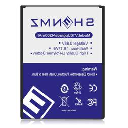 For LG V10 Battery Replacement Extended High Capacity 4200mA