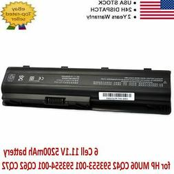 Li-ion Laptop Battery MU06 For HP Compaq CQ42 CQ43 CQ62 DM4