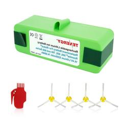 Tenergy 5200mAh Replacement Battery for iRobot Roomba R3 500