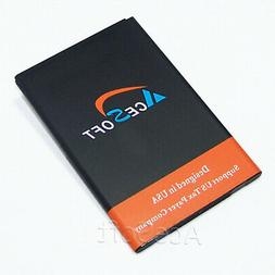 Long Lasting AceSoft 2970mAh Replacement Battery for LG Harm
