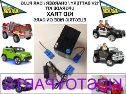 LONG LASTING REPLACEMENT KID TRAX 12V RECHARGEABLE BATTERY C