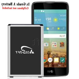 UPGraded AceSoft 4020mAh Replacement LG BL-46ZH K7 MS330 LS6