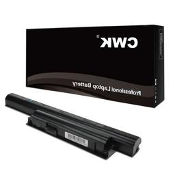 CWK Long Life Replacement Laptop Notebook Battery for Sony V