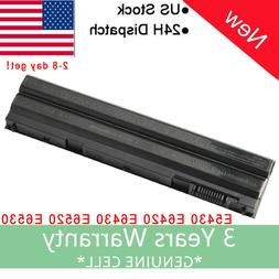 Lot Replacement Battery for Dell Latitude E5420 E5520 E6420