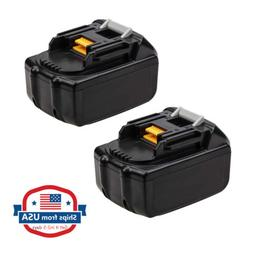 For Makita 18V 6Ah Replacement Battery for BL1860 BL1840 BL1