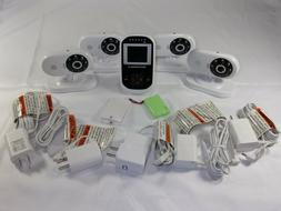 Motorola MBP18 Digital Video Baby Monitor and Camera Wireles