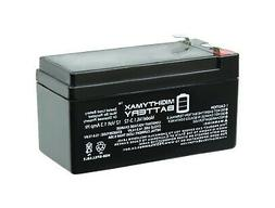 mighty max 12v 1 3ah battery replacement