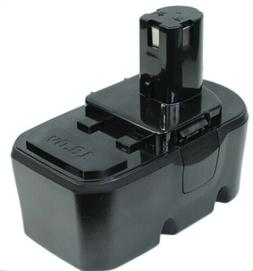 Mighty Max 18V 1.5AH Replacement Battery For Ryobi RJC181, S