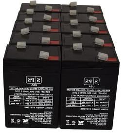 ML4-6 6V 4.5AH Lithonia ELB06042 SLA - Replacement Battery