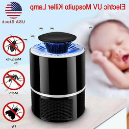 Mosquito Killer Lamp Electric Bug Zapper UV Insect Fly Trap