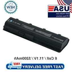MU06 Notebook Battery Replace With HP Spare 593554-001 59355