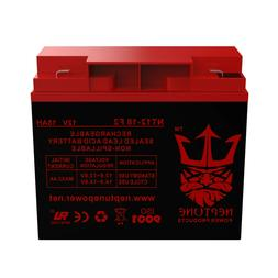 Neptune 12v 18ah F2 SLA Replacement Battery for Powersonic P