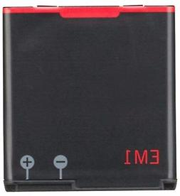 New 1000mAh Replacement Battery E-M1 EM1 for Blackberry Curv