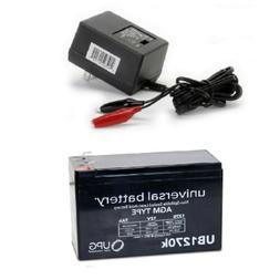 NEW 12V 7AH Replacement for Razor Ground Force Drifter Go Ka