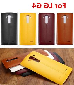 New For LG G4 Leather pattern Battery Back Door Cover Replac