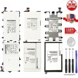 New OEM Original Battery Replacement for Samsung Galaxy Tab