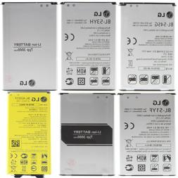 New Original OEM Cell Phone Li-ion Battery Replacement For L