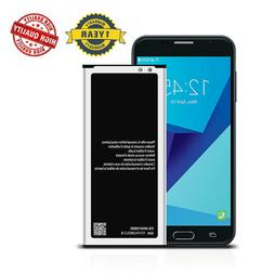 New Original OEM Replacement Samsung Galaxy Note 4 Battery 3