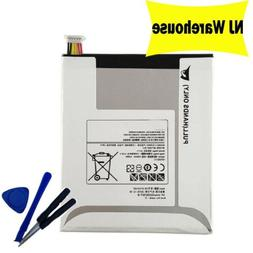 "New Replace Battery For Samsung Galaxy Tab A 8"" SM-T350 T355"