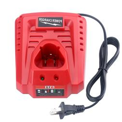 New Replacement 48-59-2401 Charger for Milwaukee 12V M12 48-