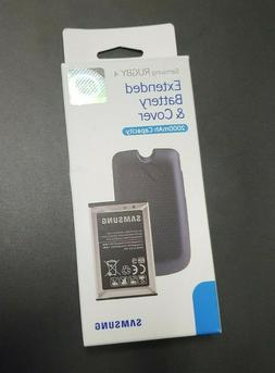 NEW Replacement Battery and Door for Samsung SM-B780A RUGBY