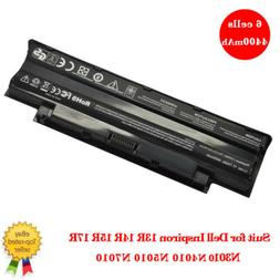 New Replacement Battery for Dell Inspiron N4010 N5050 N5030