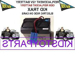NEW! REPLACEMENT OEM KID TRAX DODGE RAM 3500 DUALY TRUCK 12V