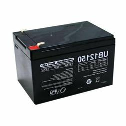 NEW UB12150 12V 15AH F2 SLA Battery Replacement for Peg Pere
