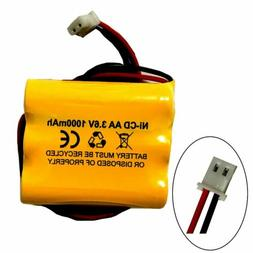 Ni-MH AA1500mah 3.6v JL Battery Replacement for Emergency /