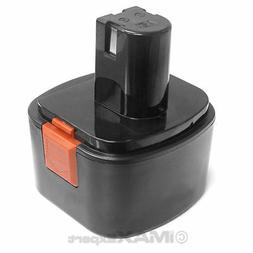 NEW 12V NiCd Battery Replace for Lincoln 1201 fit 1200 Greas