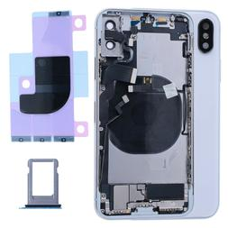 OEM AAA Rear Back Glass Housing Battery Cover Frame Replacem