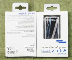 New Oem Samsung Galaxy Note 4 Sm-N910 Original Battery Eb-Bn