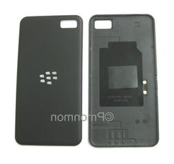 Black Battery Door Back Cover Replacement NFC Included for B
