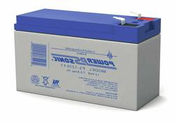 Power-Sonic PS-1270 F1 Sealed Rechargeable Battery - 12V, 7A