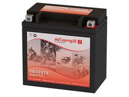Power Sonic PTX14-BS Battery Replacement