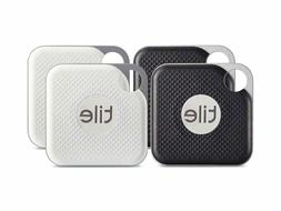 Tile Pro with Replaceable Battery 4 pack Ring Your Things Co