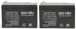 Universal Power Group Razor E200/E200S/E300 Battery Replacem