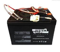 Razor E300 Versions 20+ Replacement Batteries and Wiring Har