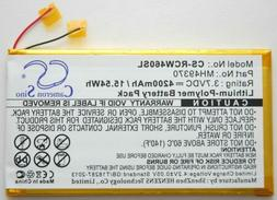 """NEW RCA 10"""" Tablet Replacement BATTERY RCT6203W46 RCT6272W23"""
