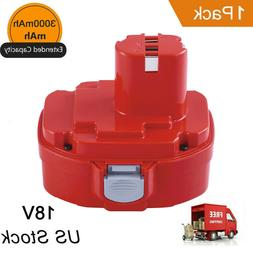 Replace for Makita 18V battery 3.0Ah PA18 1834 1823 1833 183