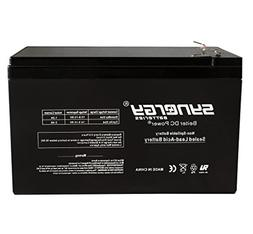 Replacement Battery - Compatible with APC SMART-UPS RBC 110