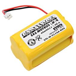 Replacement Baby Monitor Battery For Summer Infant 0209A and