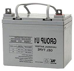 Universal Power Group REPLACEMENT BATTERY FOR GEL PRIDE JAZZ