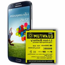 QUANTUM Replacement Battery B600BC for Samsung Galaxy S4 i95