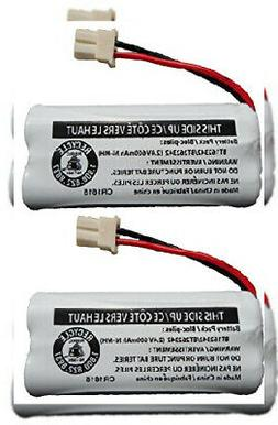 Replacement Battery BT162342 / BT262342 for Vtech AT & T Cor