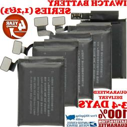 Replacement Battery compatible for iWatch series 1  2  3 38m